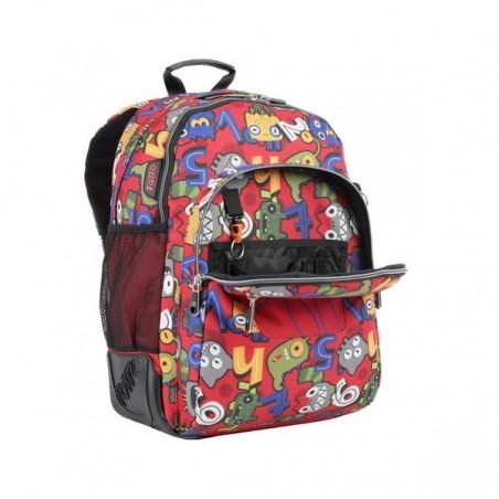 Mochila Totto Crayoles 4RY