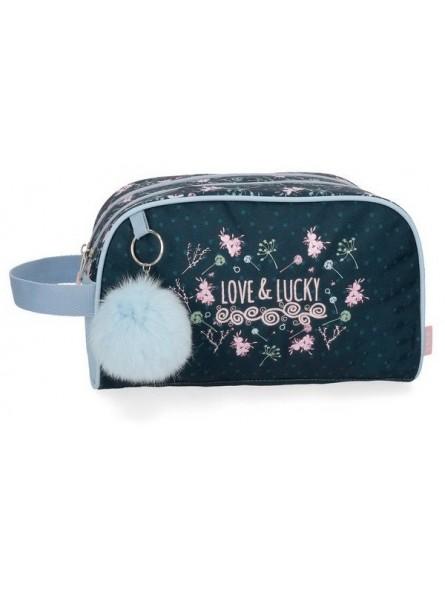 Neceser pequeño Enso Love & Lucky