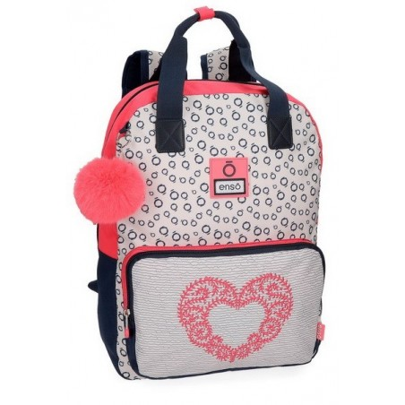 Mochila + MP3 Enso Heart