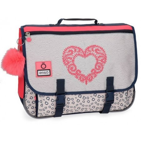 Mochila cartera + MP3 Enso Heart