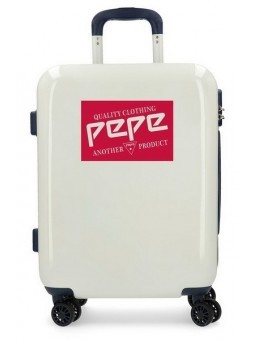 Maleta cabina + MP3 Pepe Jeans Luggage Another Product
