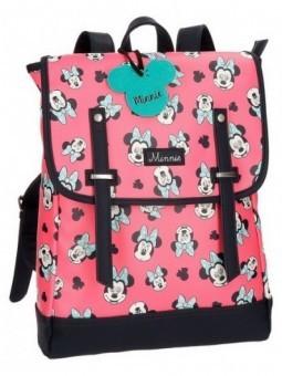 Mochila porta ordendor Disney Minnie Mouse Wink