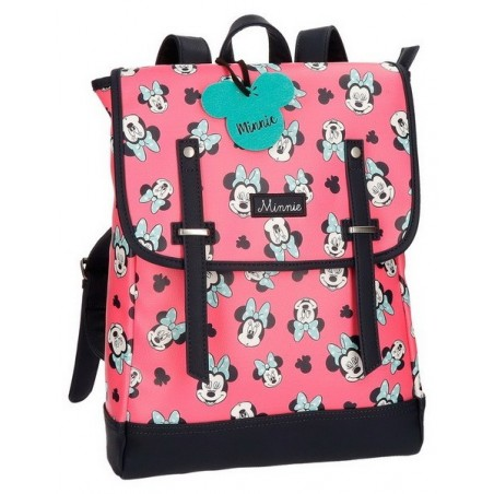 Mochila porta ordendor + MP3 Disney Minnie Mouse Wink