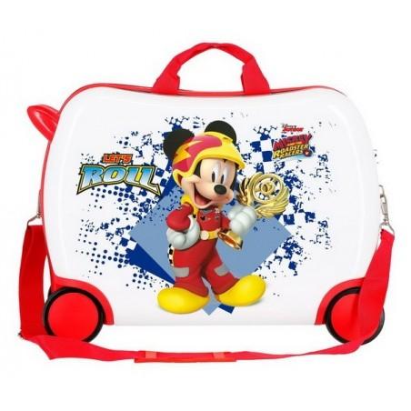 Maleta correpasillos Disney Mickey Joy grande