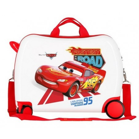 Maleta correpasillos Disney Cars Good Mood grande RG
