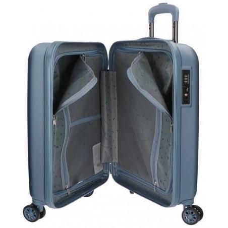 Juego de maletas Movom Wood Expansibles