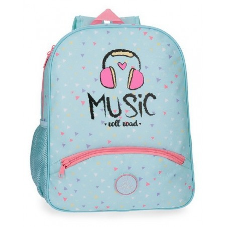 Mochila Roll Road Music