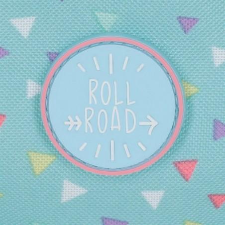 Mochila reforzada con carro Roll Road Music