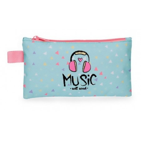 Estuche neceser Roll Road Music