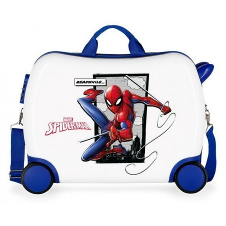 Maleta correpasillos Spiderman Action