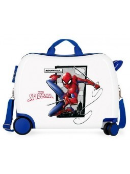 Maleta correpasillos RG Spiderman Action