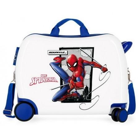Maleta correpasillos RG Spiderman Action