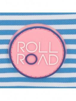 Mochila con 4 ruedas Roll Road Rose