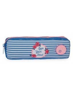 Estuche neceser Roll Road Rose