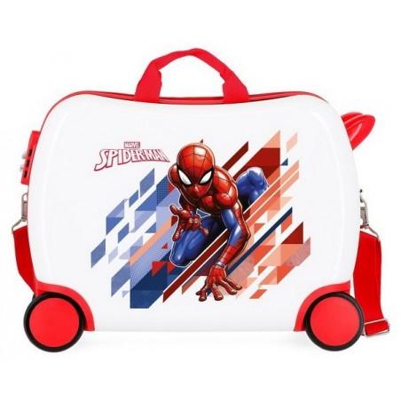 Maleta correpasillos Spiderman Geo