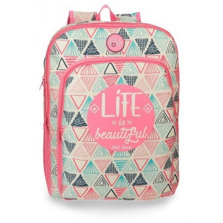 Mochila doble Roll Road Life