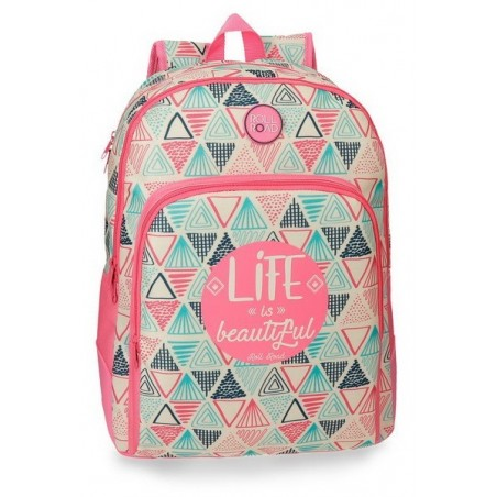 Mochila reforzada doble adaptable Roll Road Life