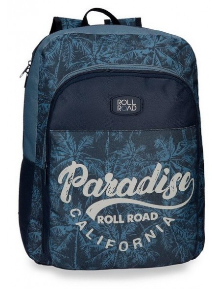 Mochila Roll Road Palm