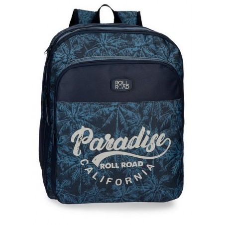 Mochila doble Roll Road Palm