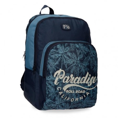 Mochila doble reforzada adaptable Roll Road Palm