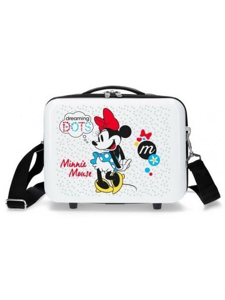 Neceser Disney Minnie Enjoy the Day Dots