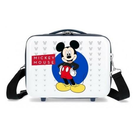 Neceser Disney Mickey Enjoy the Day Blue