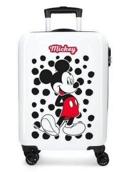 Maleta de cabina Disney Mickey Enjoy the Day Dots
