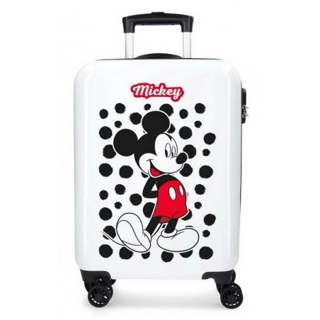 Maleta de cabina Disney Mickey Enjoy the Day Dots