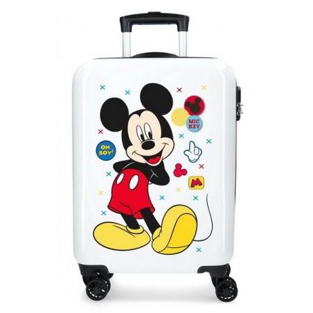 Maleta de cabina Disney Mickey Enjoy the Day Oh Boy