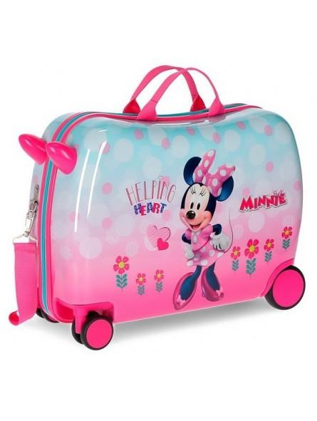 d562a02b1 Maleta correpasillos RG Disney Minnie Heart