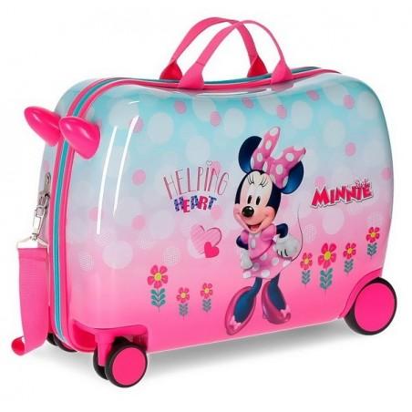 Maleta correpasillos RG Disney Minnie Heart