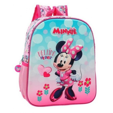 Mochila adaptabla Disney Minnie Heart