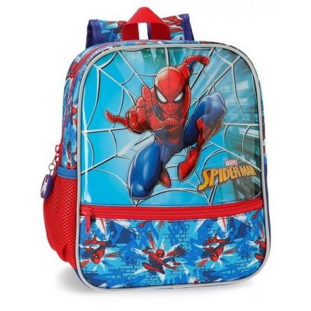 Mochila pequeña adaptable Marvel Spiderman Street