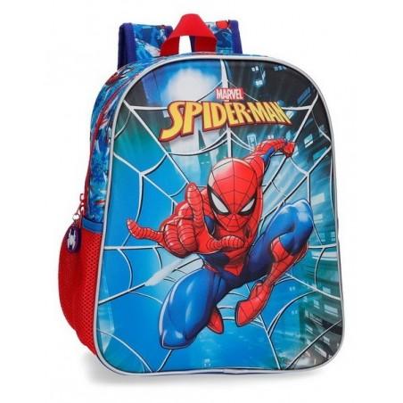 Mochila Marvel Spiderman Street