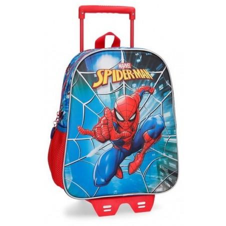 Mochila con carro Marvel Spiderman Street