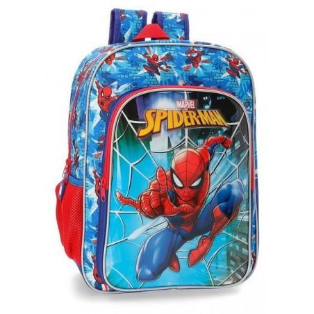 Mochila grande adaptable Marvel Spiderman Street