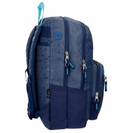 Mochila doble adaptable Pepe Jeans Molly