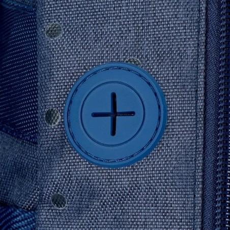 Mochila doble adaptable Pepe Jeans Molly