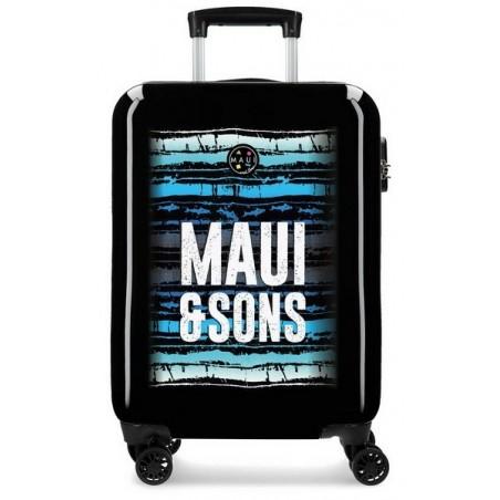 Maleta cabina Maui and Sons Waves