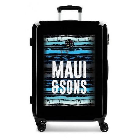 Maleta mediana Maui and Sons Waves