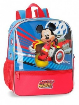 Mochila pequeña adaptable Disney World Mickey