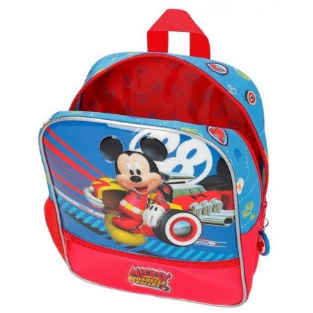 Mochila pequeña adaptable Disney World Mickey