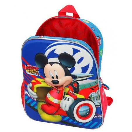 Mochila con carro Disney World Mickey