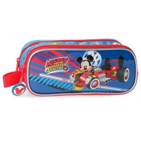 Estuche neceser doble Disney World Mickey