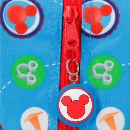 Estuche neceser triple Disney World Mickey