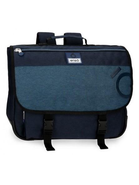 Mochila maletín Enso Blue