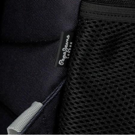 Mochila doble adaptable Pepe Jeans Ason