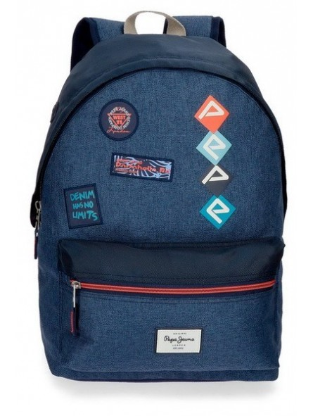 Mochila adaptable Pepe Jeans Paul