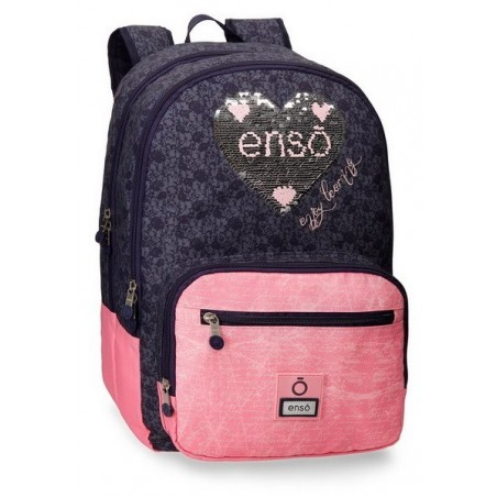 Mochila doble adaptable Enso Learn