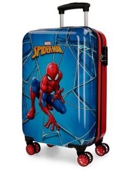 Maleta cabina Spiderman Black